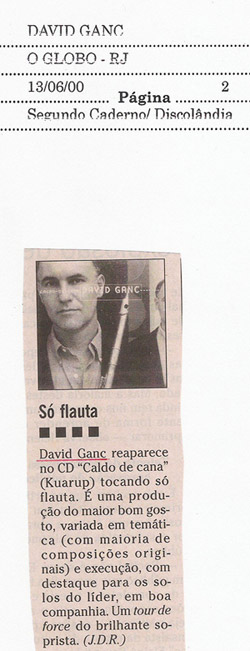 Só Flauta