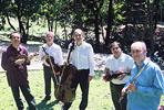 David Ganc e Quarteto de Cordas Guerra Peixe
